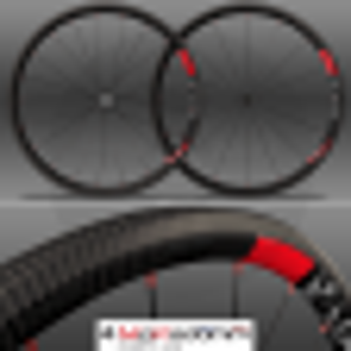 MaKadamm evora 35 xpremium à pneus / tubeless